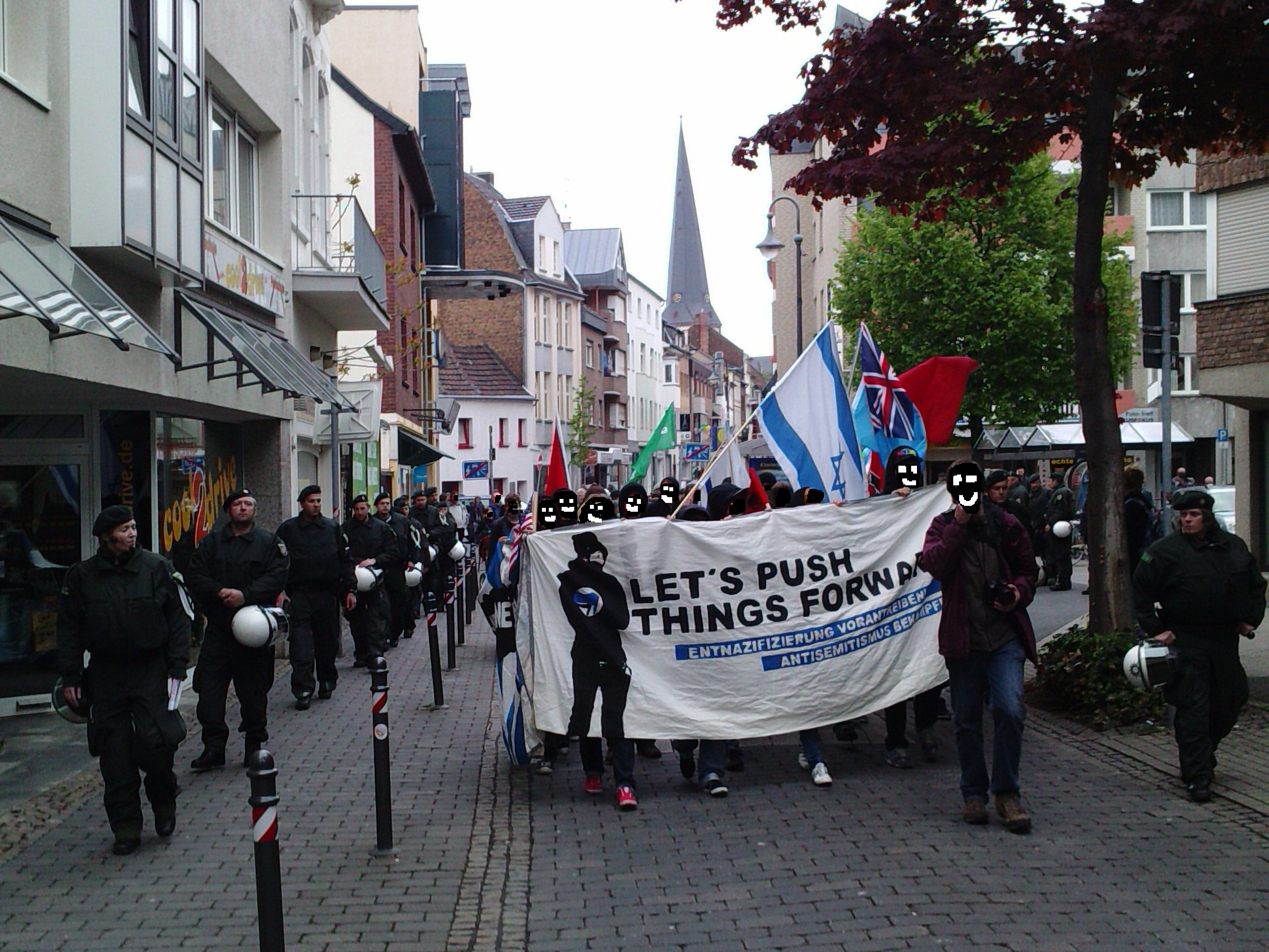 8. Mai 2010 in Euskirchen